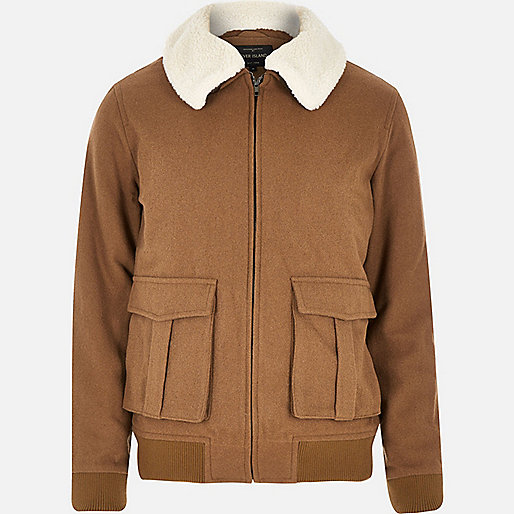 Brown harrington