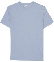 Light blue marl t-shirt - Reiss - £19