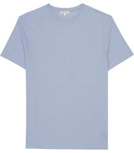 Light blue marl t-shirt - Reiss - £19