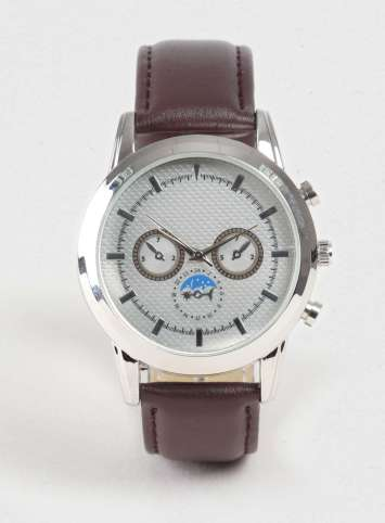 3 Dial Watch - Topman - £28