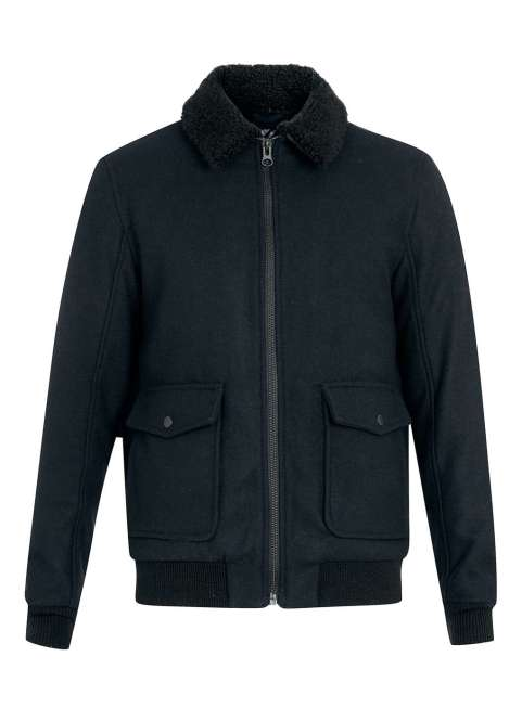 Navy bomber - Selected Homme - £145
