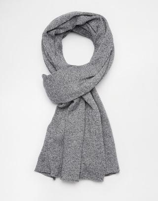 Grey melange scarf - Tommy Hilfiger - £40