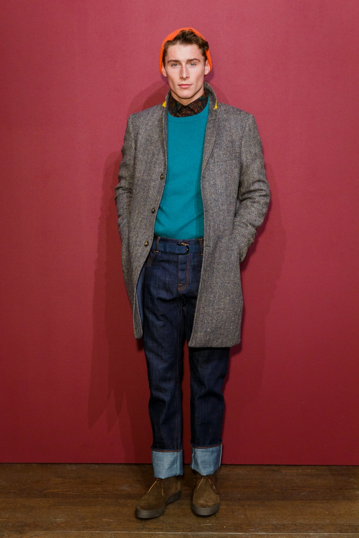 Thomas Pink AW16 Presentation, London Collections: Men