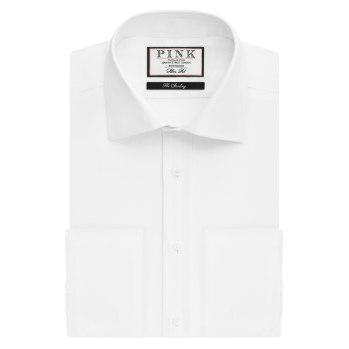 Timothy Slim Fit Cuff Shirt - £89