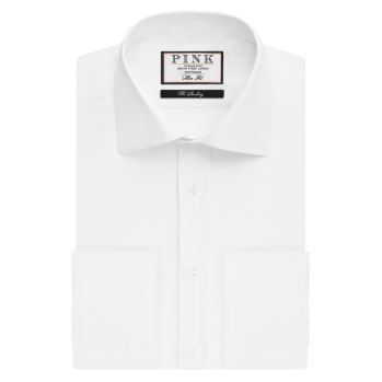Timothy Slim Fit Cuff Shirt - £89