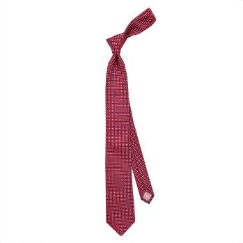 Gordon Neat Woven Tie - £69