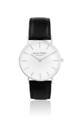 Black & Silver watch, Bond Street Watches, £118